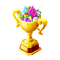 Gold Candy Trophy