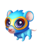 Masquerade Mouse Baby