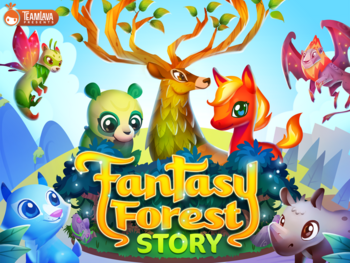 Fantasy Forest Story