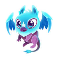 Glacial Griffin Baby