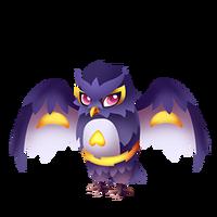 Eerie Owl Juvenile