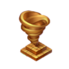 Bronze Twister Trophy