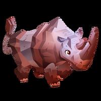 Rock Rhino Adult