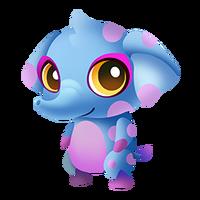 Toy Elephant Baby