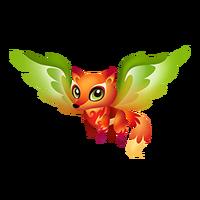 Flyerfox Juvenile