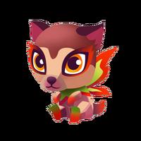 Merry Meercat Baby