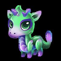 Jade Kirin Baby