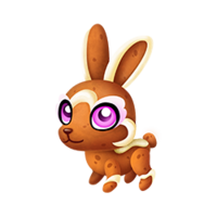 Gingerbread Bunny Baby
