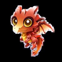 Jasper Dragon Baby