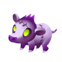 Frankenswine Baby