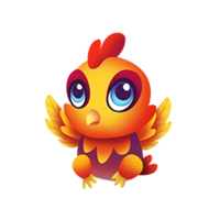 Rubble Rooster Baby