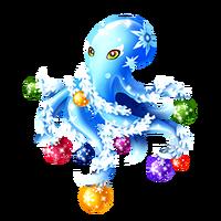 Ornament Octopus Epic