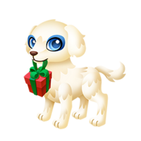 Present Puppy Juvenile