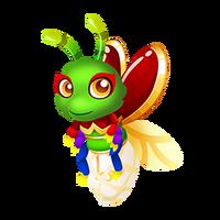 Festive Firefly Juvenile