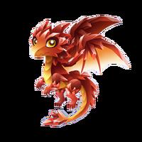 Jasper Dragon Juvenile