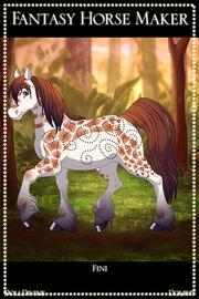 Doll Divine-Fantasy-Horse-Makerfini