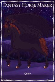 Doll Divine-Fantasy-Horse-MakerQubo