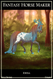 Doll Divine-Fantasy-Horse-Make