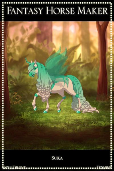 Doll Divine-Fantasy-Horse-Mak