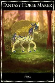Doll Divine-Fantasy-Horse-Makere