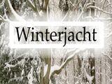 Zonnepoot en Jasmijnvleugel: klad: Winterjacht