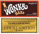 Willy Wonka Chocolate Bar