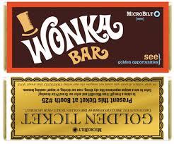 Wonka Slot Golden Ticket