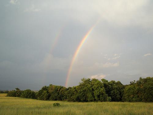 Arco-íris duplo