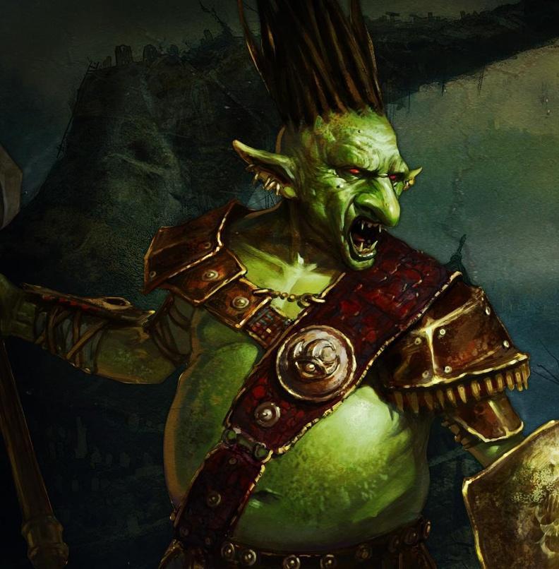 Luka, Goblin God of Madness | Western Heartlands: The