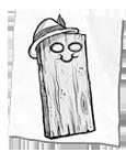 Little wooden boy