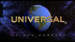 Universal Pictures logo 1991-1997