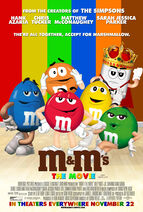 M&M's The Movie (1996) Poster