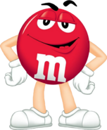 Red M&M's The Movie