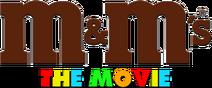 M&M's The Movie (1996) Logo