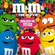 M&M's The Movie - Music from the Original Motion Picture cover