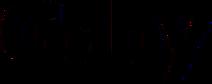 Gaby (2011) print logo (black)