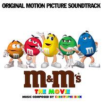 M&M's The Movie (1996) Soundtrack Cover