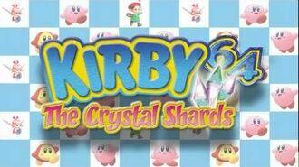 Boss - Kirby 64 The Crystal Shards