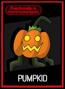 FCC Pumpkid Card