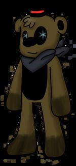 Freddy Faz-Unten