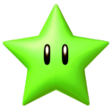 Green Star SMW3D