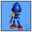 JSSB character preview icon - Metal Sonic