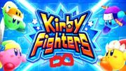 Kirby Fighters Infinite Logo
