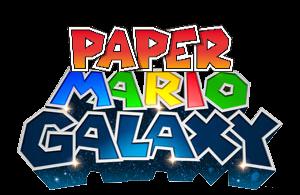 Paper Mario Galaxy