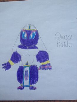 Queen Kaida 3