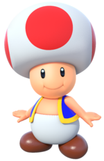 Toad Official Artwork
