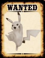 BountyPoster Pikachu