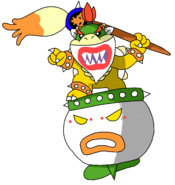 Bowser Jr. Spikers