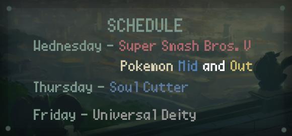 Gss pres schedule
