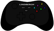 Lindbergh Black Controller